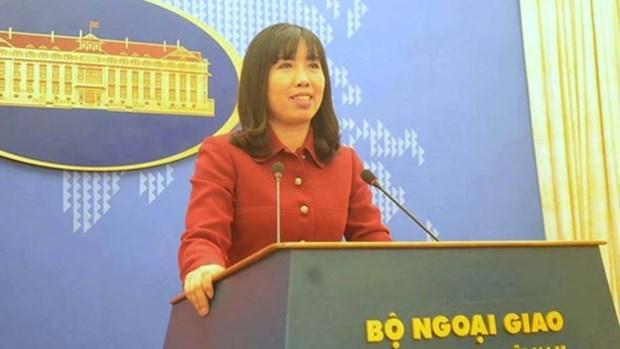 Le ministere vietnamien des Affaires etrangeres nomme un nouveau porte-parole hinh anh 1
