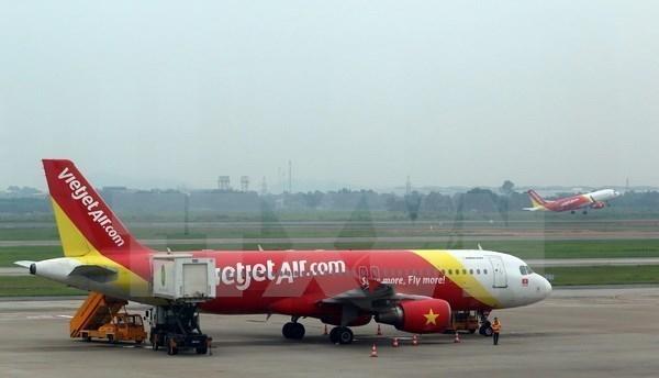 Vietjet Air inaugure une ligne Hanoi-Seam Riep hinh anh 1