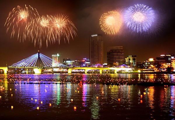 Le Festival international des feux d'artifice de Da Nang s'ouvre le 30 avril hinh anh 1