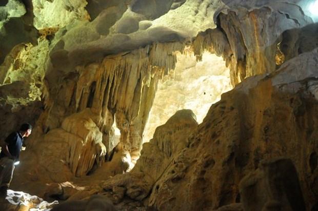 23 nouvelles grottes de la baie d'Ha Long cherchent un nom hinh anh 1