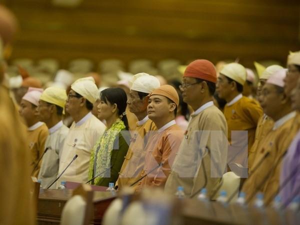 Myanmar : debut des elections legislatives partielles hinh anh 1