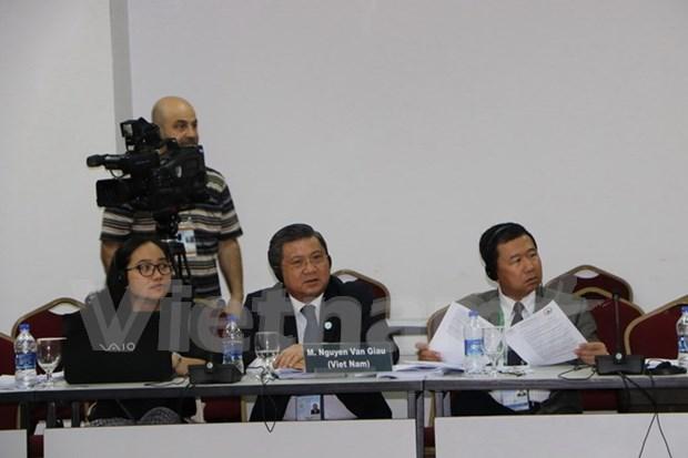 Le Vietnam plaide la cause des femmes lors d'une reunion de l'UIP hinh anh 1