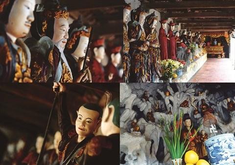 Hung Yen et ses statues millenaires «indestructibles» hinh anh 2
