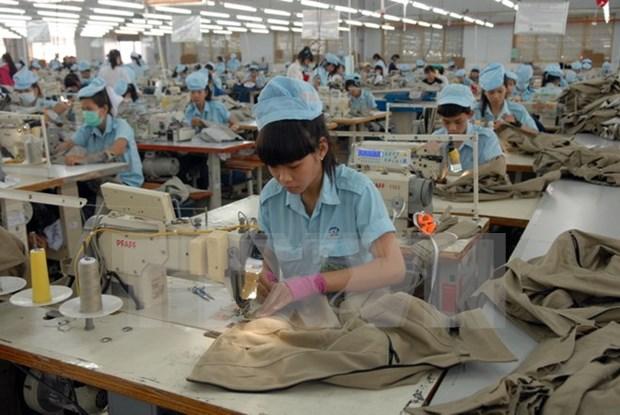 Tien Giang : 627 millions de dollars d'exportations au premier trimestre hinh anh 1