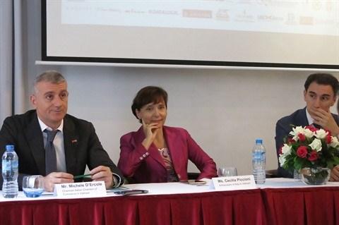 Le Forum d'entreprises Italie-Asie attendu a Hanoi hinh anh 1