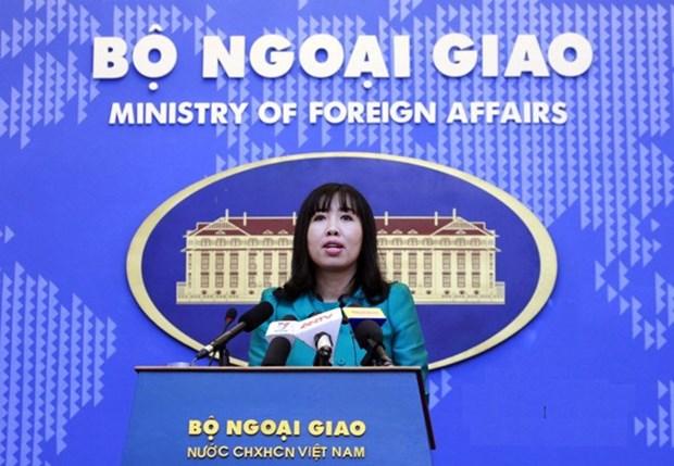 Le Vietnam condamne fermement l'attentat du metro de Saint-Petersbourg hinh anh 1