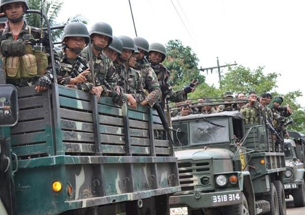 Philippines : efforts pour sauver des otages d'Abou Sayyaf hinh anh 1