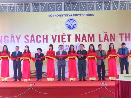 La 4e journee du livre du Vietnam s'ouvre a Hanoi hinh anh 1