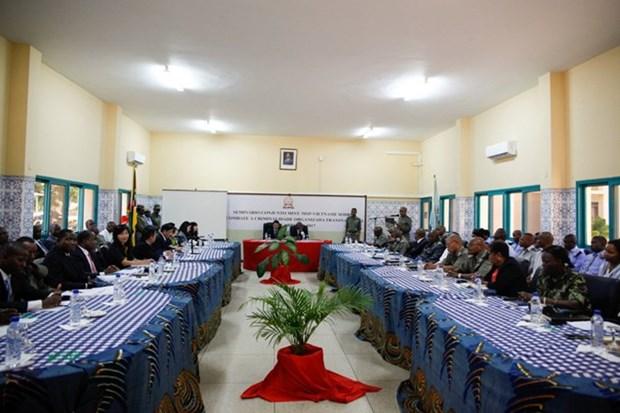 Vietnam et Mozambique intensifient la cooperation dans la lutte contre la criminalite hinh anh 1