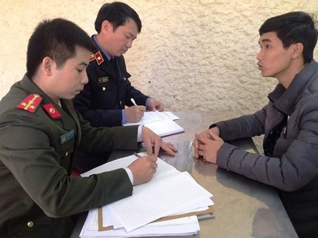 Ha Tinh : arrestation d'un homme pour atteinte aux interets de l'Etat hinh anh 1