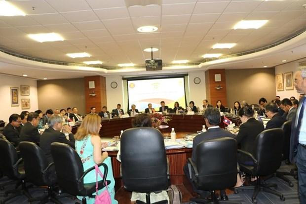 Le Vietnam au 19eme sommet ASEAN-Inde a New Delhi hinh anh 1