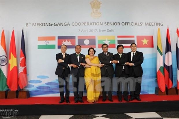 Cooperation Mekong-Gange : les hauts fonctionnaires se reunissent en Inde hinh anh 1