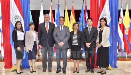 Le Paraguay souhaite intensifier ses echanges commerciaux avec le Vietnam hinh anh 1