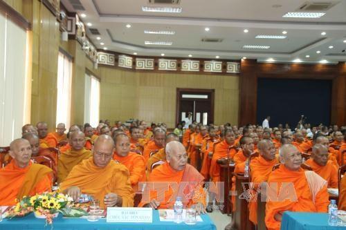 Rencontre a l'occasion de la fete Chol Chnam Thmay des Khmers hinh anh 1