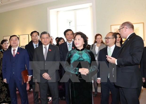 La Suede considere le Vietnam comme un partenaire important en Asie du Sud-Est hinh anh 1