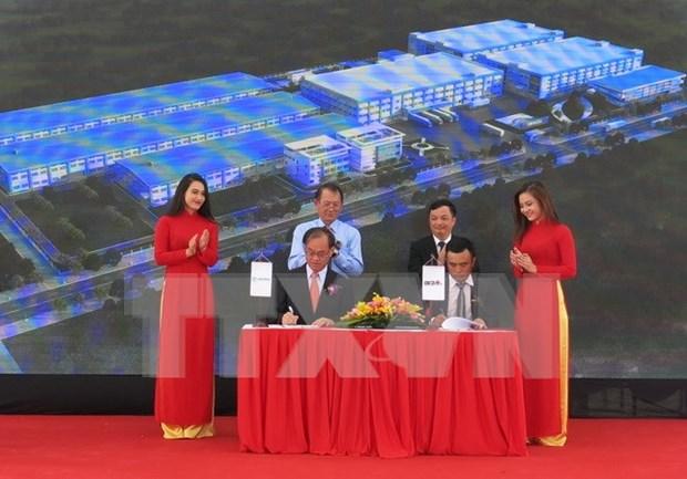 Construction d'une usine taiwanaise de velos a Binh Duong hinh anh 1