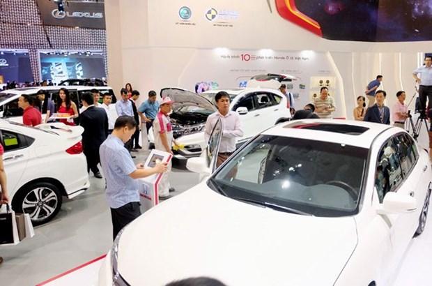 Bond de 8% des ventes d'automobiles au 1er trimestre hinh anh 1