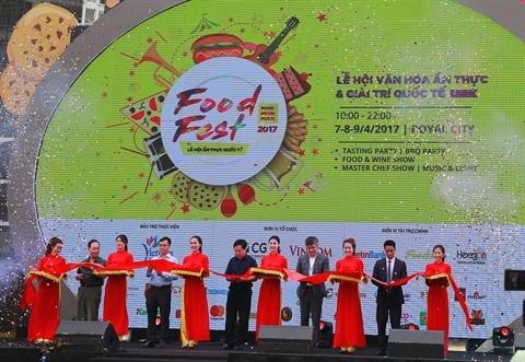Festival international de la culture gastronomique et des loisirs a Hanoi hinh anh 1