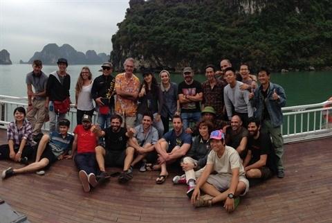 7e art : le Vietnam, nouveau site de tournage hinh anh 1