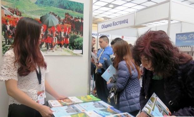 Le Vietnam a la Foire internationale du tourisme et de la culture en Bulgarie hinh anh 1