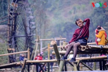 Lai Chau: Des roues a eau a Ban Bo hinh anh 2
