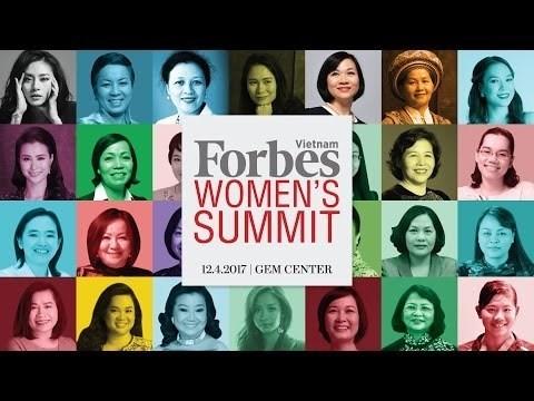 Forbes publie les 50 femmes les plus influentes du Vietnam hinh anh 1