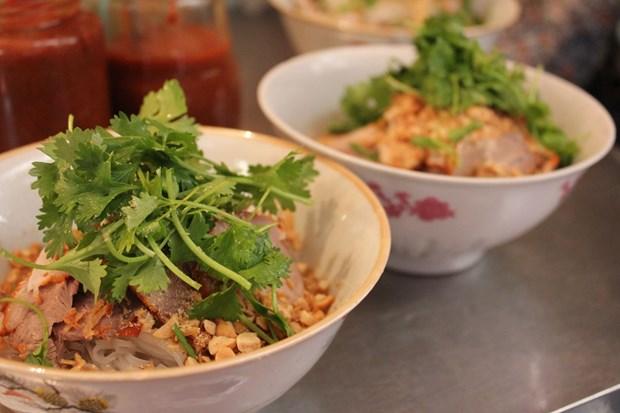 Hanoi parmi les paradis culinaires du monde hinh anh 1