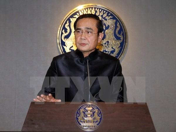 Thailande et Bahrein veut promouvoir leurs relations commerciales et d'investissement hinh anh 1