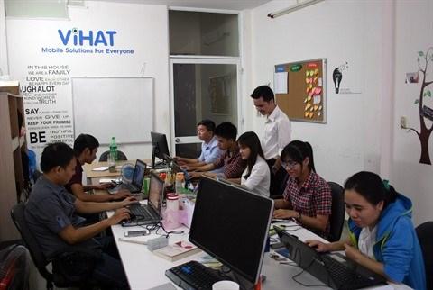 Les start-ups de logiciels pour les entreprises vietnamiennes hinh anh 1