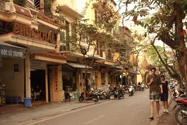 Vieux quartier de Hanoi : l'atout charme de la capitale hinh anh 1