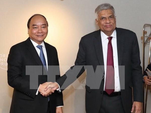 Intensification des relations avec le Sri Lanka hinh anh 1