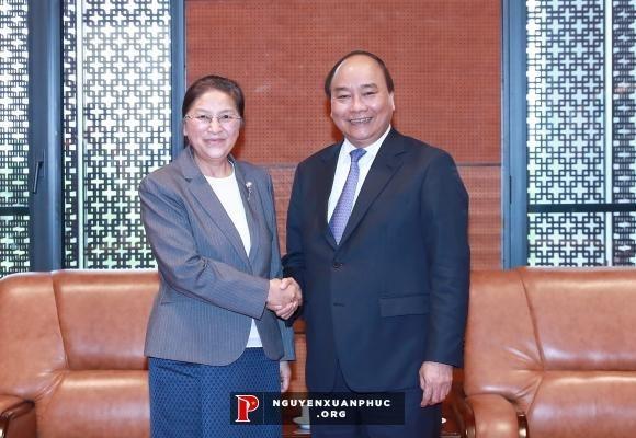 Le Vietnam prend en haute consideration sa cooperation integrale avec le Laos hinh anh 1