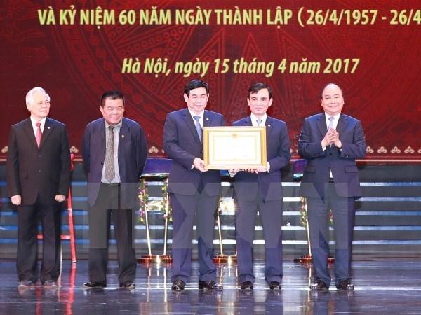 La BIDV exhortee a entrer dans la liste des 25 plus grandes banques commerciales de l'ASEAN hinh anh 1