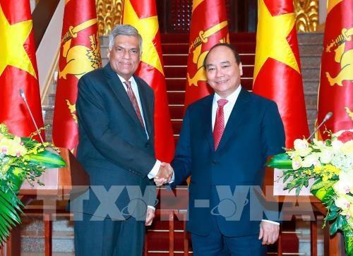 Approfondissement des relations Vietnam-Sri Lanka hinh anh 1