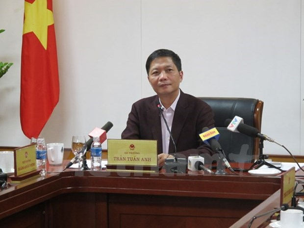 Le Vietnam et le Laos developpent le commerce bilateral hinh anh 1