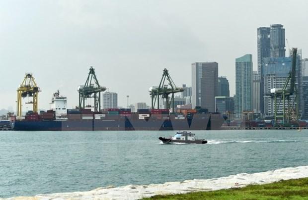 Les exportations de Singapour en hausse ininterrompue depuis cinq mois hinh anh 1