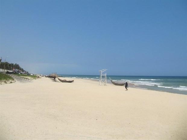 La plage de Tam Thanh accueillera un festival international de cerf-volant hinh anh 1