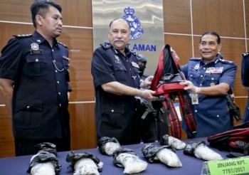 La Malaisie determinee a lutter contre la drogue hinh anh 1