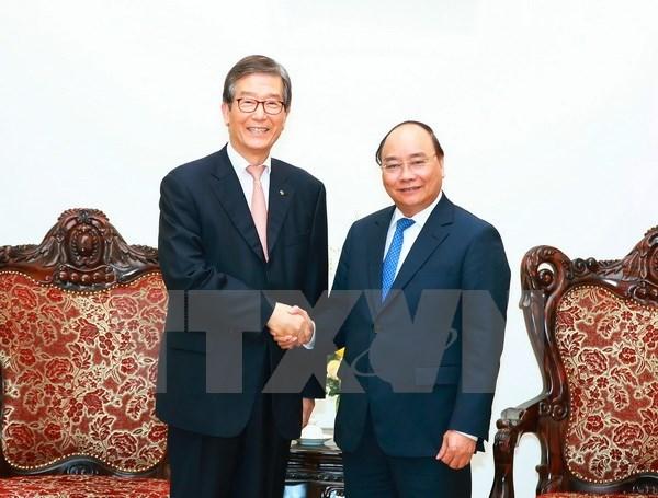 La KDB souhaite contribuer au developpement socioeconomique du Vietnam hinh anh 1