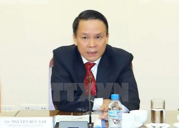 Nguyen Duc Loi renomme directeur general de la VNA hinh anh 1