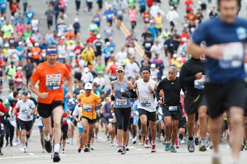 Marathon international Da Nang 2017, une opportunite de promouvoir le tourisme hinh anh 1