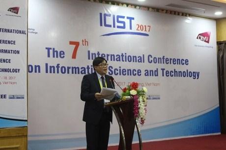 Conference internationale sur les technologies de l'information hinh anh 1