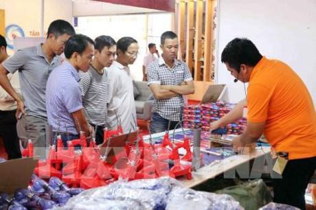 Ouverture de Vietbuild Da Nang et du Festival de l'architecture du Vietnam 2017 hinh anh 1
