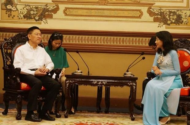 Un groupe indonesien souhaite investir dans le secteur medical a Ho Chi Minh-Ville hinh anh 1