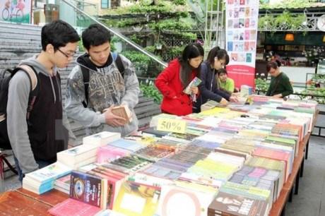 Ouverture de la Journee des livres a la bibliotheque nationale du Vietnam hinh anh 1