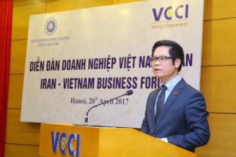 De nombreux potentiels pour la cooperation economique Vietnam-Iran hinh anh 1