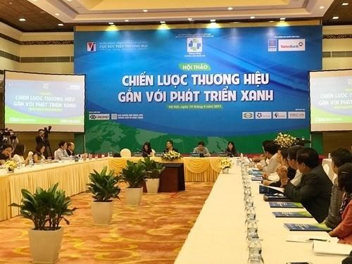L'edification des labels nationaux liee au developpement vert hinh anh 1