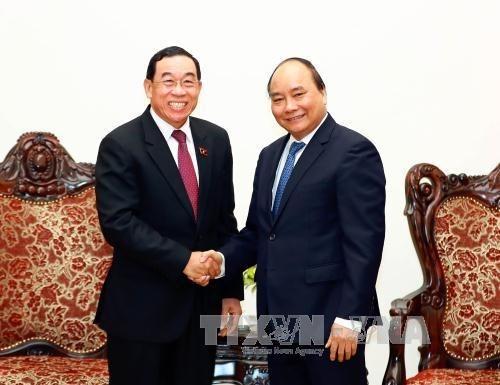 Le Vietnam aidera le Laos a developper ses infrastructures de transport hinh anh 1