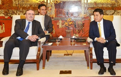La Hongrie et Hanoi renforcent leur cooperation dans le traitement des eaux usees hinh anh 1