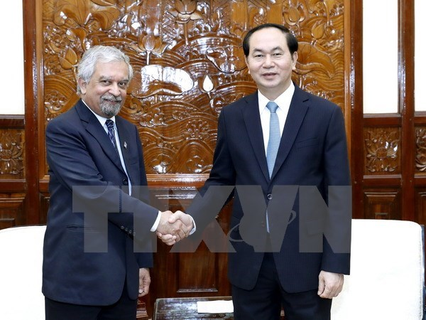 Le Vietnam attache de l'importance au developpement des liens de cooperation avec l'ONU hinh anh 1